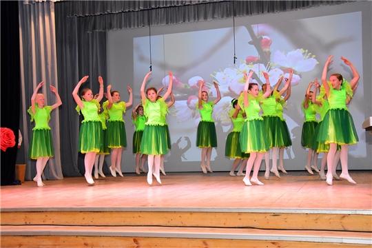 Состоялся отчётный концерт Ибресинской детской школы искусств