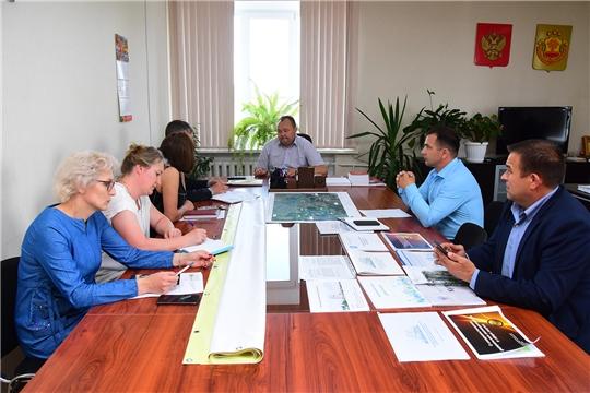 Состоялось совещание по вопросам ЖКХ