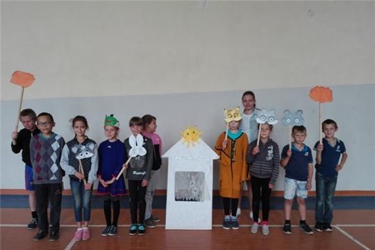 В пришкольном детском лагере при Чуваштимяшской средней школе дни проходят увлекательно