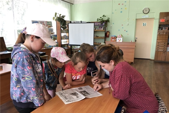 В Детской библиотеке прошел час правового просвещения «В мире прав и обязанностей»