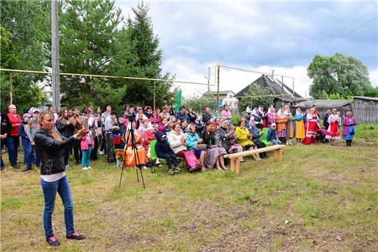Состоялось празднование Дня деревни Верхнее Кляшево