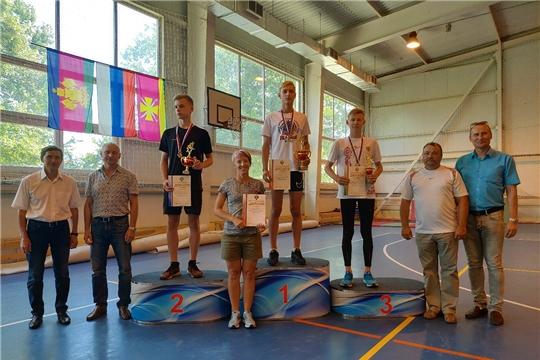 Рахимов Реналь занял третье место в первенстве России по полиатлону