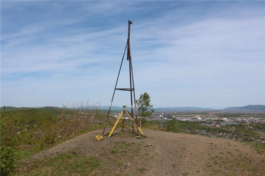 На территории Чувашской Республики располагается 3037 геодезических пунктов
