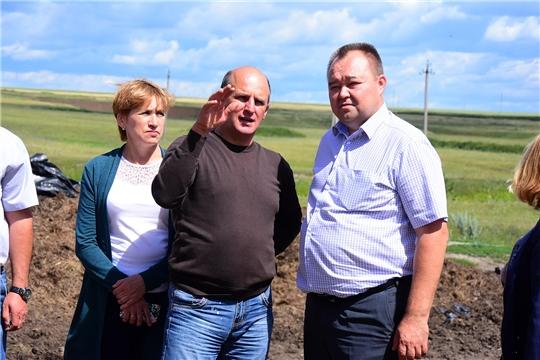 Руководители сельхозпредприятий района обсудили текущие вопросы