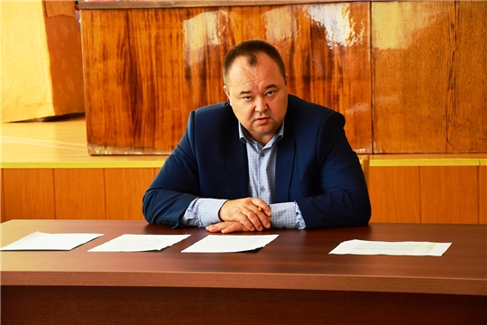 Совещание с пчеловодами района и руководителями сельскохозяйственных предприятий Ибресинского района