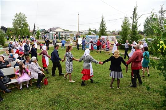 Состоялось празднование дня деревни Ширтаны