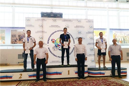 Александр Пашков стал чемпионом мира по полиатлону