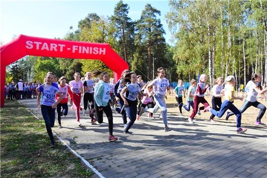 21 сентября в Ибресинском районе пройдет Всероссийский день бега «Кросс Нации - 2019»