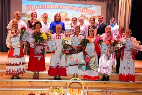 В центре развития культуры прошел конкурс «Порадуем женщину родную!»