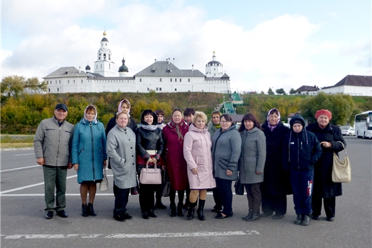 Учителя географии, биологии и химии посетили Свияжск