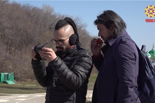 В республику приехала творческая группа тревел-шоу «Звуки всюду»