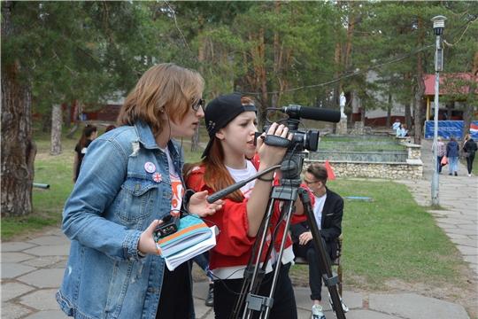 В Чувашии проходит юбилейный фестиваль юношеских СМИ «Волжские встречи»