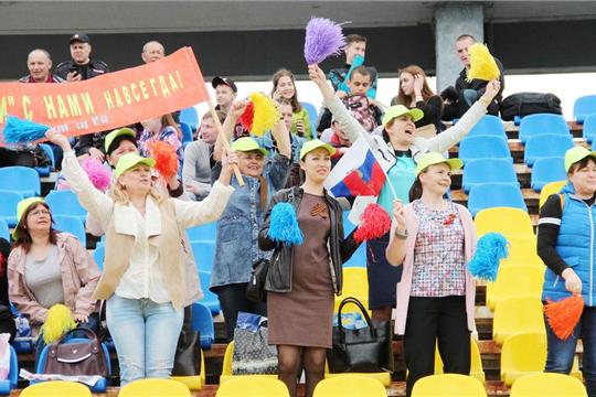 27-я легкоатлетическая эстафета на призы газеты «Грани»