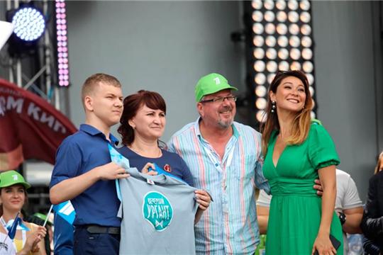 Акция Первого канала «Стань первым»