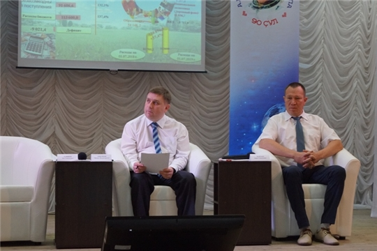 Итоги социально-экономического развития Шумерлинского района за I полугодие 2019 года