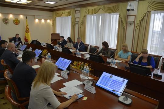 Заседание коллегии Мининформполитики Чувашии