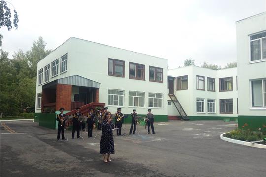 В комплексном центре г.Чебоксары стартовал  оздоровительный лагерь