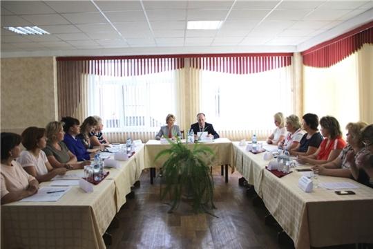 В Чебоксарах обсудили вопросы профилактики социального неблагополучия