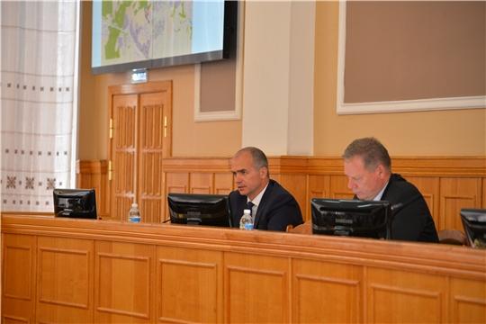 Городская планерка в Чебоксарах: безопасность на воде, качественные дороги, подготовка к Троице и Дню России