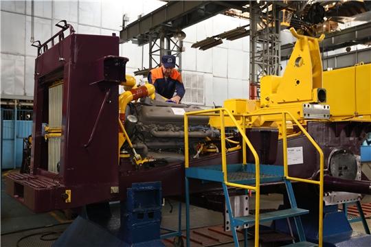 ПАО «Промтрактор» увеличивает объемы производства