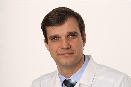 Заведующий реабилитационным отделением Городской клинической больницы №1 г. Чебоксары – среди победителей Всероссийского конкурса врачей
