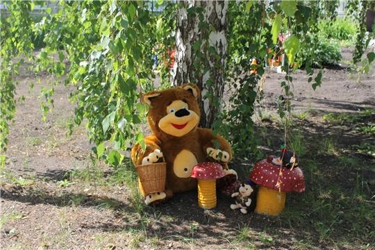Дом ребенка «Малютка» готовится к 550-летию г. Чебоксары