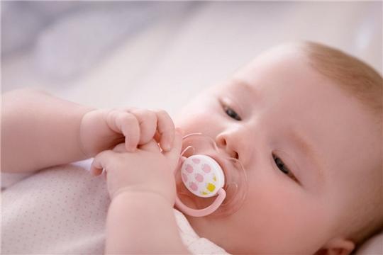 В Калининском районе г. Чебоксары в июне на свет появились 172 малыша
