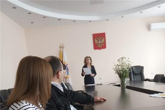 В Калининском районе был проведён круглый стол ко «Дню семьи, любви и верности