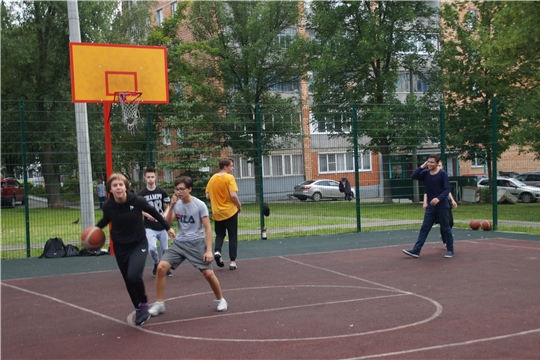 В рамках караоке-проекта «Голос города» состоялись спортивные мероприятия