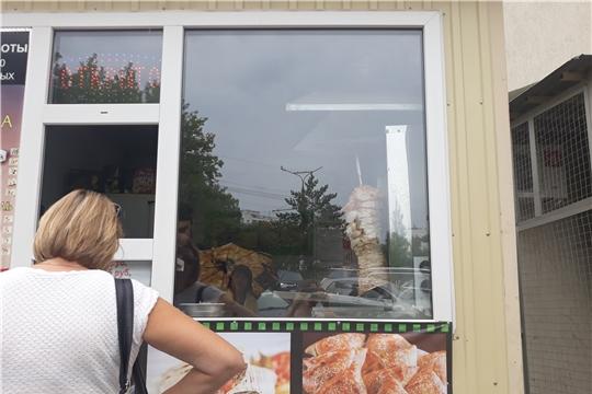 В Калининском районе продолжаются рейды по неформальной занятости