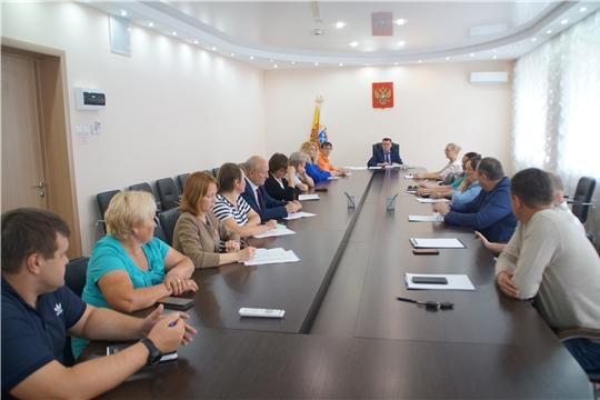 Калининский район: на повестке дня - Всероссийская перепись населения 2020 года