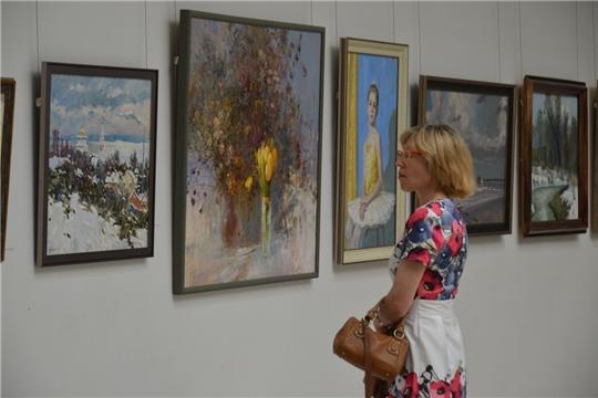 В музее г. Чебоксары проходит выставка, посвященная 550-летию города