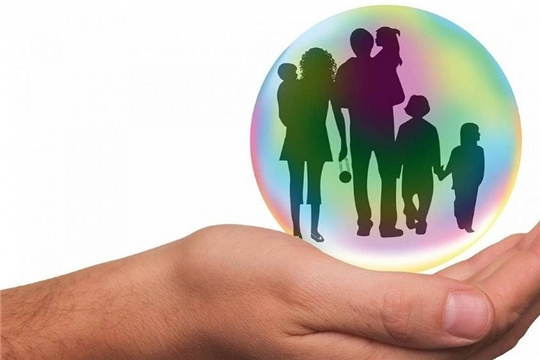 Жителям Чебоксар разъясняются основные положения национального проекта «Демография»