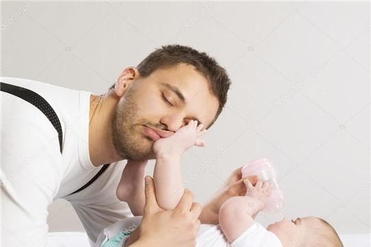 ЗАГС Калининского района разъясняет: регистрация установления отцовства