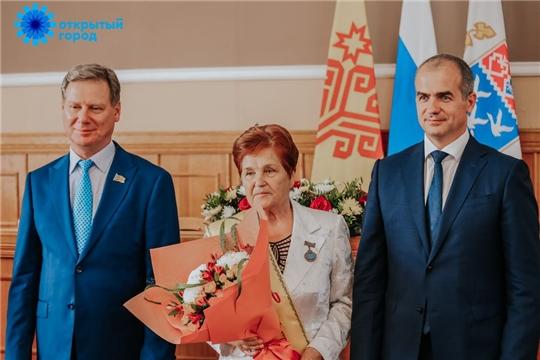 Выбираем кандидата на звание «Почетный гражданин города Чебоксары»