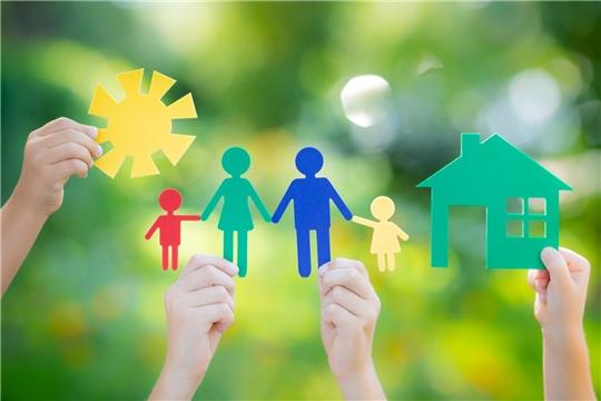 Калининский район: 460 многодетных семей получили специальные удостоверения