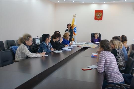 Чебоксарам-550: в Калининском районе обсудили нюансы подготовки к арт-проекту «Творческий бульвар»