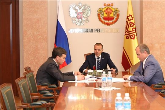 Михаил Игнатьев: «Чебоксары в рамках подготовки к юбилею заметно преобразились и продолжают изменяться в лучшую сторону»