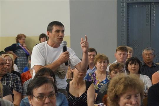 В рамках проекта «Открытый город» пройдет встреча с жителями Новоюжного района г. Чебоксары