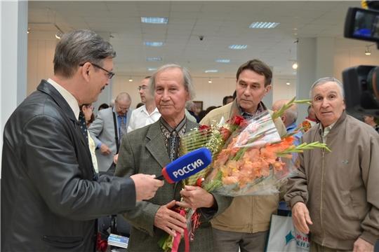 К 550-летию города в чебоксарском музее открылась выставка «Моя любимая Родина»