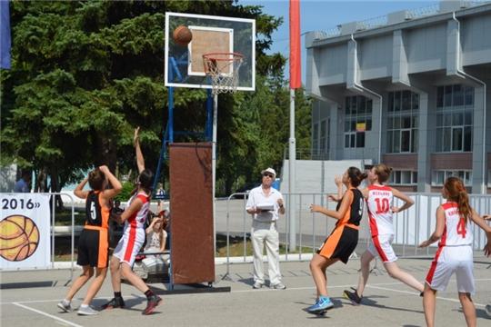 В Чебоксарах любителей баскетбола приглашают на Всероссийский турнир «Оранжевый мяч - 2019»