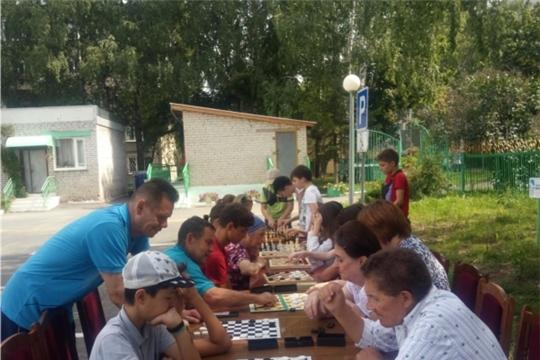 В комплексном центре г. Чебоксары завершилась третья смена оздоровительного лагеря