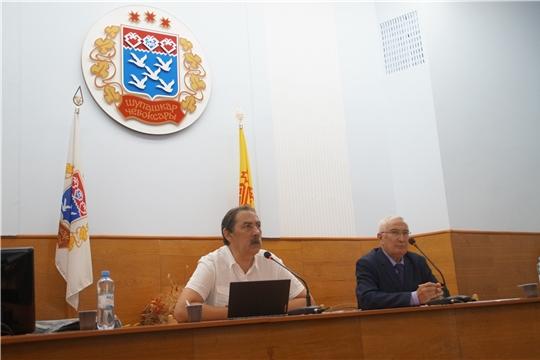 В Калининском районе Чебоксар состоялся семинар для управляющих компаний и ресурсоснабжающих организаций