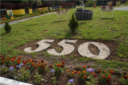 В Калининском районе подводят итоги конкурса «Цветами улыбается наш город», посвященного 550-летию г. Чебоксары
