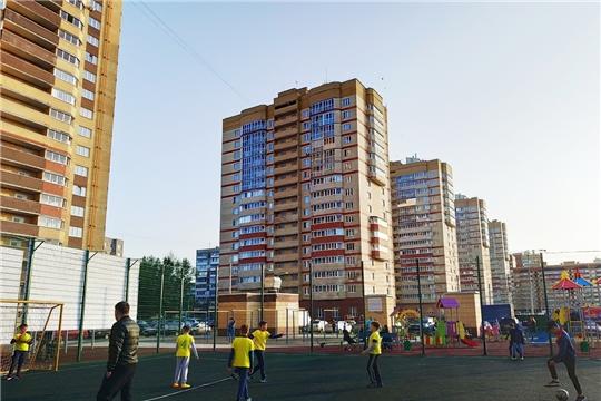 В Калининском районе завершается мини-футбольный турнир, приуроченный к 550-летию г. Чебоксары