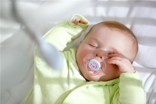 В Калининском районе зарегистрирован 1400-й новорожденный юбилейного для Чебоксар года