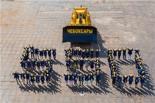 «Тракторные заводы» поздравят горожан  с 550-летием г. Чебоксары