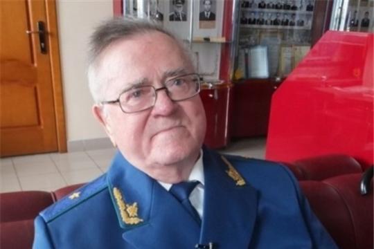 Известный государственный деятель Евгений Жучков получил поздравление с 550-летием г. Чебоксары