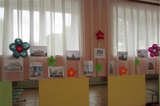 В рамках празднования 550-летия столицы Чувашии в Доме ребенка «Малютка» проходит тематическая неделя «Чебоксары - город мой родной!»