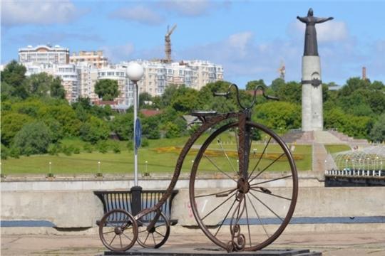 Велосипедная прогулка по культурно-историческому центру нашего города
